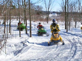 Snowmobile Trails & Maps | Outagamie County, WI