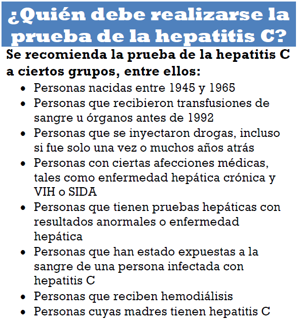 Hep C_Who should get testedSp