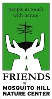 """Friends of Mosquito Hill"" logo"