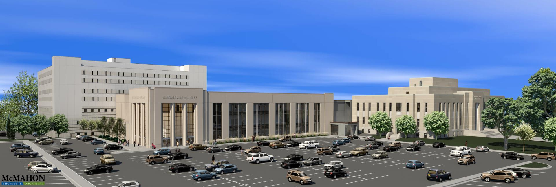 Outagamie County Government Center | Facility Directory | Outagamie