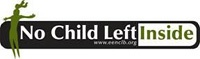 """No Child Left Inside"" logo"