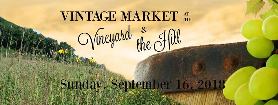 vintage market banner